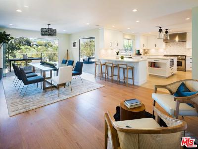Pacific Palisades Single Family Home For Sale: 571 Radcliffe Avenue