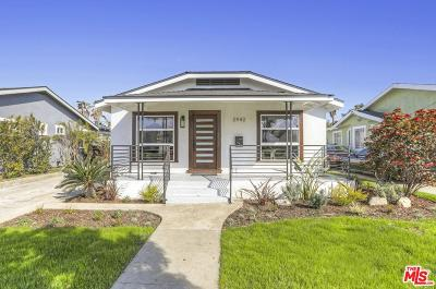 Mid Los Angeles (C16) Single Family Home For Sale: 2942 Hillcrest Drive