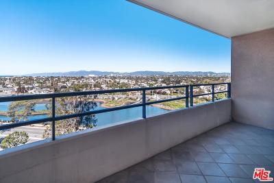 Marina Del Rey Condo/Townhouse For Sale: 4316 Marina City Dr. #519CN