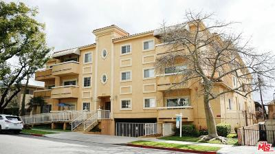 Burbank Condo/Townhouse For Sale: 428 East Santa Anita Avenue #101