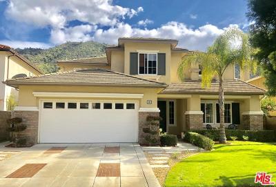 Azusa Single Family Home For Sale: 26 Boulder Ridge Court