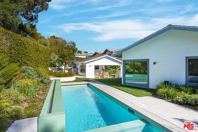 Pacific Palisades Single Family Home For Sale: 16163 Anoka Drive