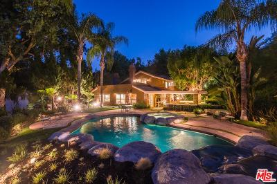 Woodland Hills Single Family Home For Sale: 20319 Lorenzana Drive