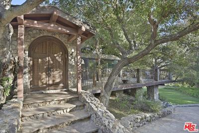 Malibu CA Single Family Home For Sale: $5,550,000