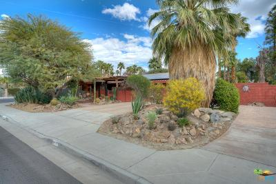 Cathedral City Single Family Home Active Under Contract: 34530 Eagle Canyon Drive