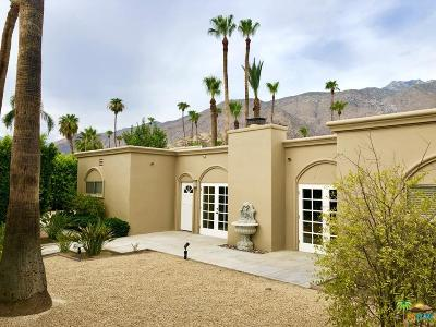 Palm Springs Single Family Home For Sale: 971 North Avenida Olivos