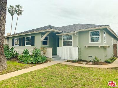 Inglewood Single Family Home For Sale: 2418 Hudspeth Street