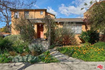 Los Angeles Single Family Home For Sale: 3127 Cardiff Avenue