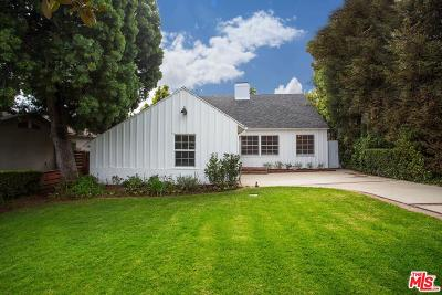 Los Angeles Single Family Home Active Under Contract: 229 South Anita Avenue