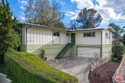 Eagle Rock Single Family Home For Sale: 1214 Las Flores Drive