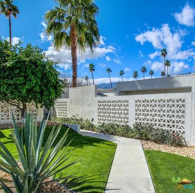 Palm Springs Condo/Townhouse For Sale: 1886 Sandcliff Road #4
