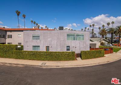 Mid Los Angeles (C16) Single Family Home For Sale: 2339 Hillcrest Drive