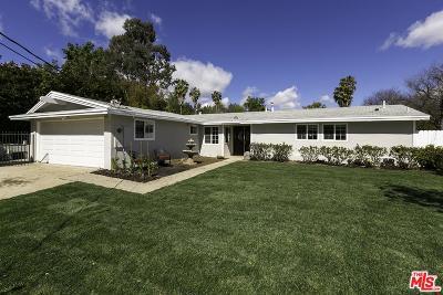 Woodland Hills Single Family Home Active Under Contract: 20401 Miranda Street