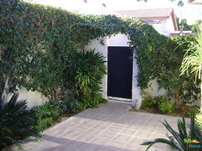 Palm Springs Condo/Townhouse Active Under Contract: 2255 Miramonte Circle #A