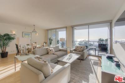 Santa Monica Condo/Townhouse For Sale: 201 Ocean Avenue #703B