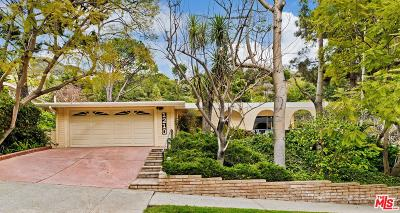 Pacific Palisades Single Family Home For Sale: 1210 Bienveneda Avenue