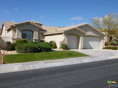 Desert Hot Springs Single Family Home For Sale: Pyrenees Avenue