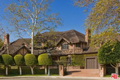 Los Angeles County Single Family Home For Sale: 11601 Moraga Lane