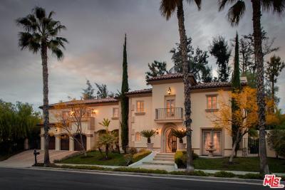 Tarzana Single Family Home For Sale: 4935 Avenida Oriente