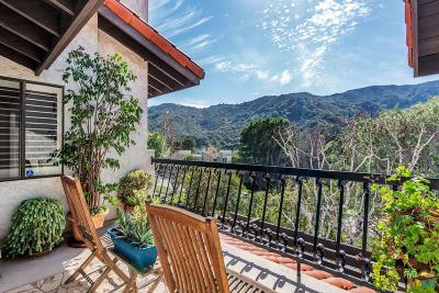 Pacific Palisades Condo/Townhouse For Sale: 1478 Palisades Drive