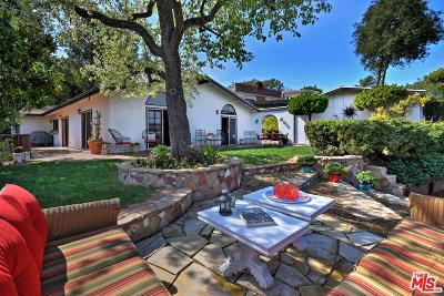 Los Angeles County Single Family Home For Sale: 8262 Skyline Drive