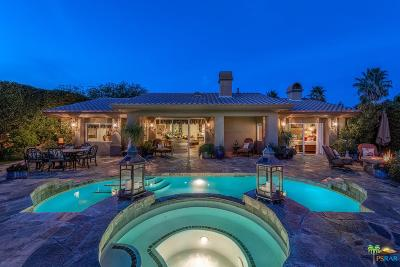 Rancho Mirage Single Family Home For Sale: 104 Clearwater Way
