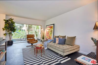 West Hollywood Condo/Townhouse For Sale: 1131 Alta Loma Road #132