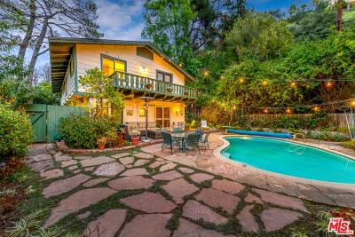 Single Family Home For Sale: 1526 Roscomare Road