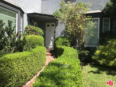 Beverly Hills Rental For Rent: 368 South Crescent Drive