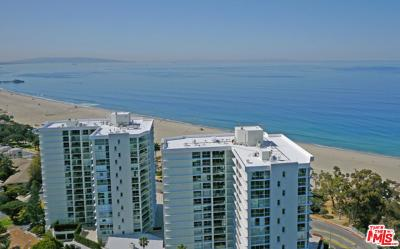 Santa Monica Condo/Townhouse For Sale: 201 Ocean Avenue #1105B