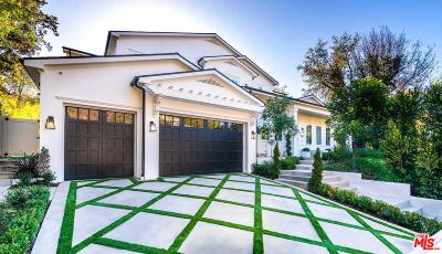Encino Single Family Home For Sale: 4143 Hayvenhurst Drive