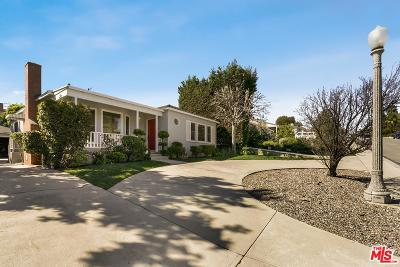 Single Family Home For Sale: 6038 West 74th Street