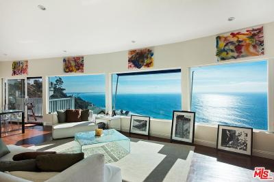 Pacific Palisades Single Family Home For Sale: 17774 Tramonto Drive
