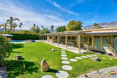 Palm Springs Single Family Home Active Under Contract: 682 South Bedford Drive