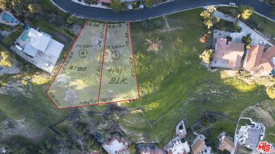Woodland Hills Residential Lots & Land For Sale: 5137 North Llano Drive
