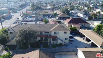 Inglewood Residential Income Active Under Contract: 10329 South Inglewood Avenue