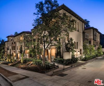 Pasadena Condo/Townhouse For Sale: 378 West Green Street #124