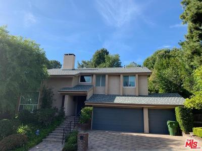 Los Angeles County Rental For Rent: 9721 Moorgate Road