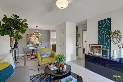 Palm Springs Condo/Townhouse For Sale: 2821 West Los Felices Circle #203