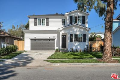 Culver City Single Family Home For Sale: 5388 Dobson Way