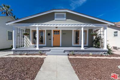 Mid Los Angeles (C16) Single Family Home For Sale: 3037 11th Avenue