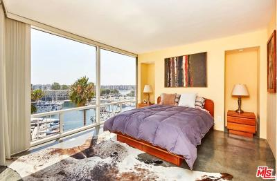 Los Angeles County Condo/Townhouse Active Under Contract: 4267 Marina City Drive #308