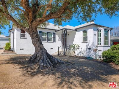 Single Family Home Active Under Contract: 7815 Yorktown Avenue