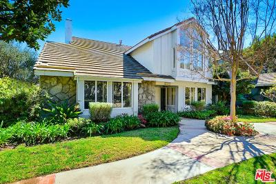 Pacific Palisades Single Family Home For Sale: 1447 Avenida De Cortez