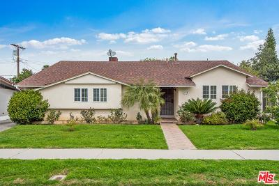 Sherman Oaks Single Family Home For Sale: 13239 Cumpston Street