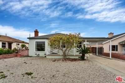 Single Family Home For Sale: 12951 Rubens Avenue