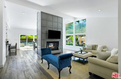 Beverly Hills Single Family Home For Sale: 9560 Gloaming Drive