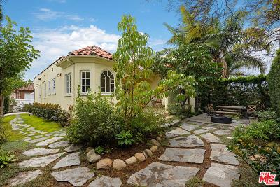 Los Angeles County Single Family Home For Sale: 1302 South Cloverdale Avenue
