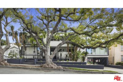 West Hollywood Condo/Townhouse For Sale: 1328 Havenhurst Drive #201