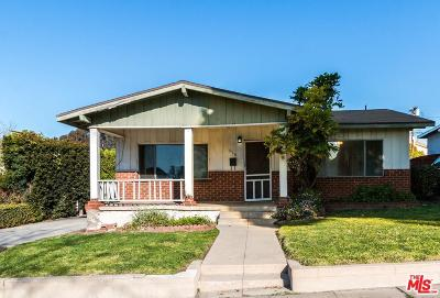 Burbank Single Family Home For Sale: 619 East Fairmount Road